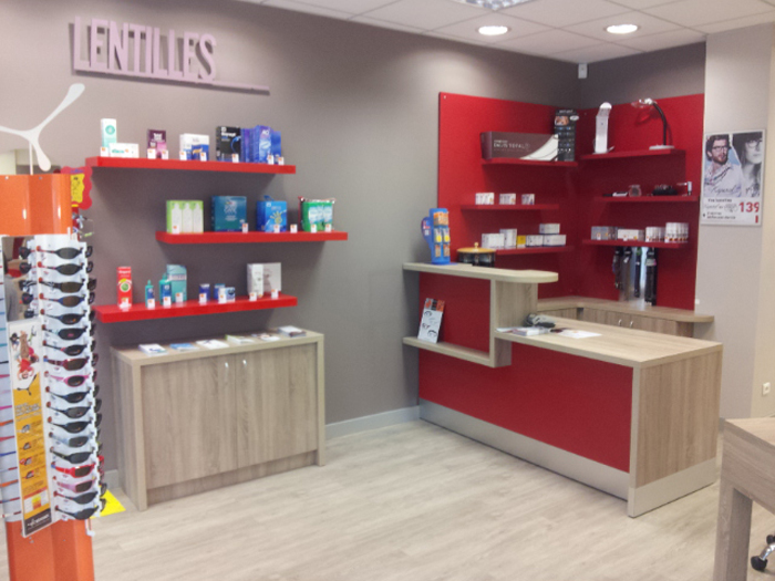 Mobilier pharmacie