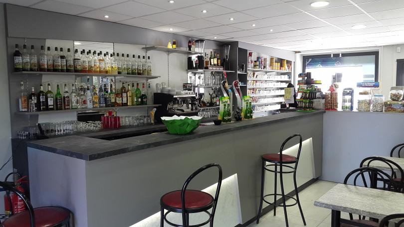 Conception mobilier bar - restaurant