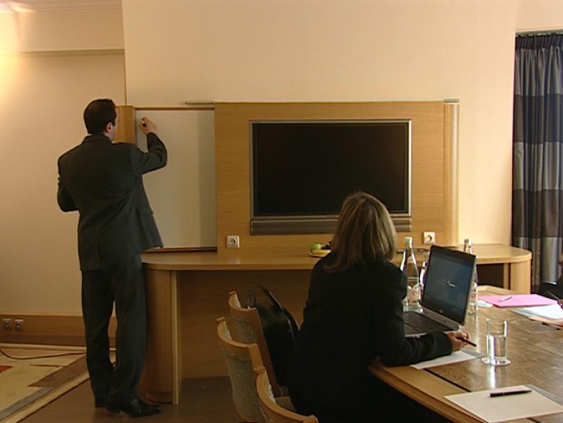 Mobilier innovant salle de réunion