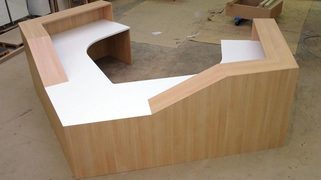 Fabrication mobilier de collectivité