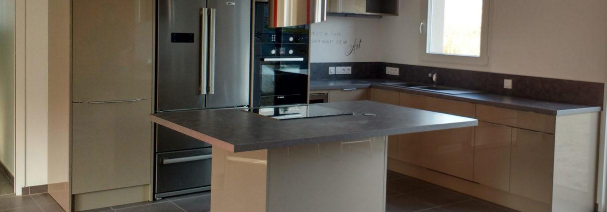 Fabrication mobilier de cuisine